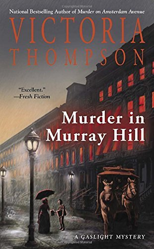 Victoria Thompson Murder In Murray Hill