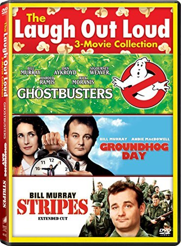 Ghostbusters Groundhog Day Stripes Triple Feature DVD Pg