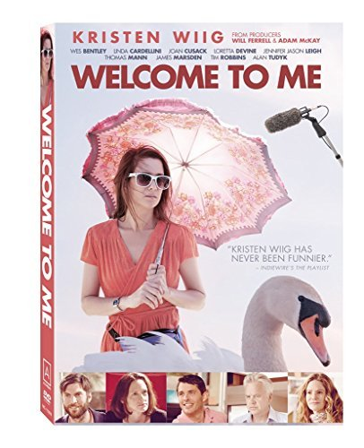 Welcome To Me Wiig Marsden DVD R
