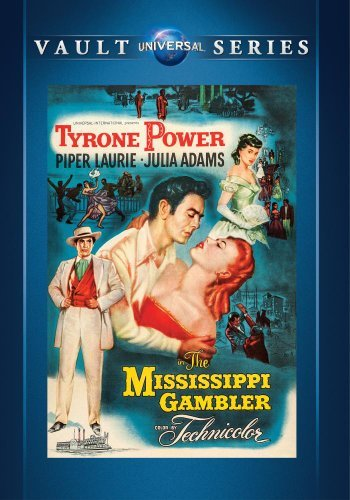 Mississippi Gambler Mississippi Gambler DVD Mod This Item Is Made On Demand Could Take 2 3 Weeks For Delivery
