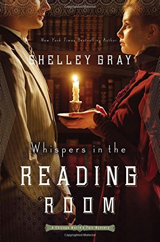 Shelley Gray Whispers In The Reading Room