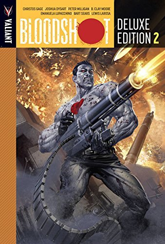 Christos Gage Bloodshot Book 2 Deluxe