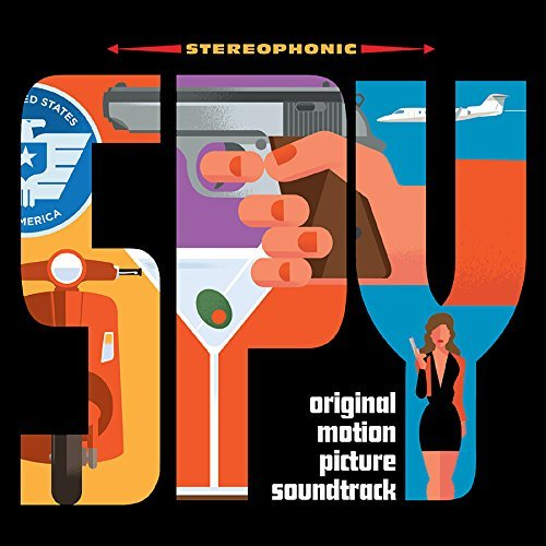 Spy Soundtrack Soundtrack