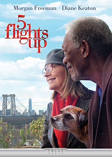 5 Flights Up Freeman Keaton DVD