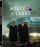House Of Cards Season 3 Blu Ray