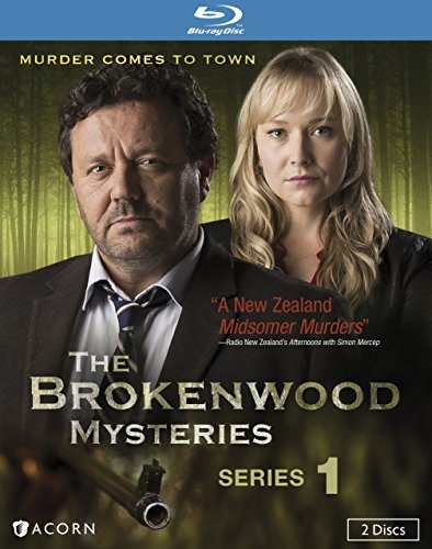 Brokenwood Mysteries Series 1 Blu Ray
