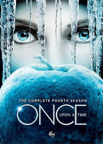 Once Upon A Time Season 4 DVD