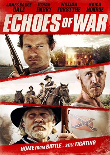 Echoes Of War Dale Embry Forsythe DVD