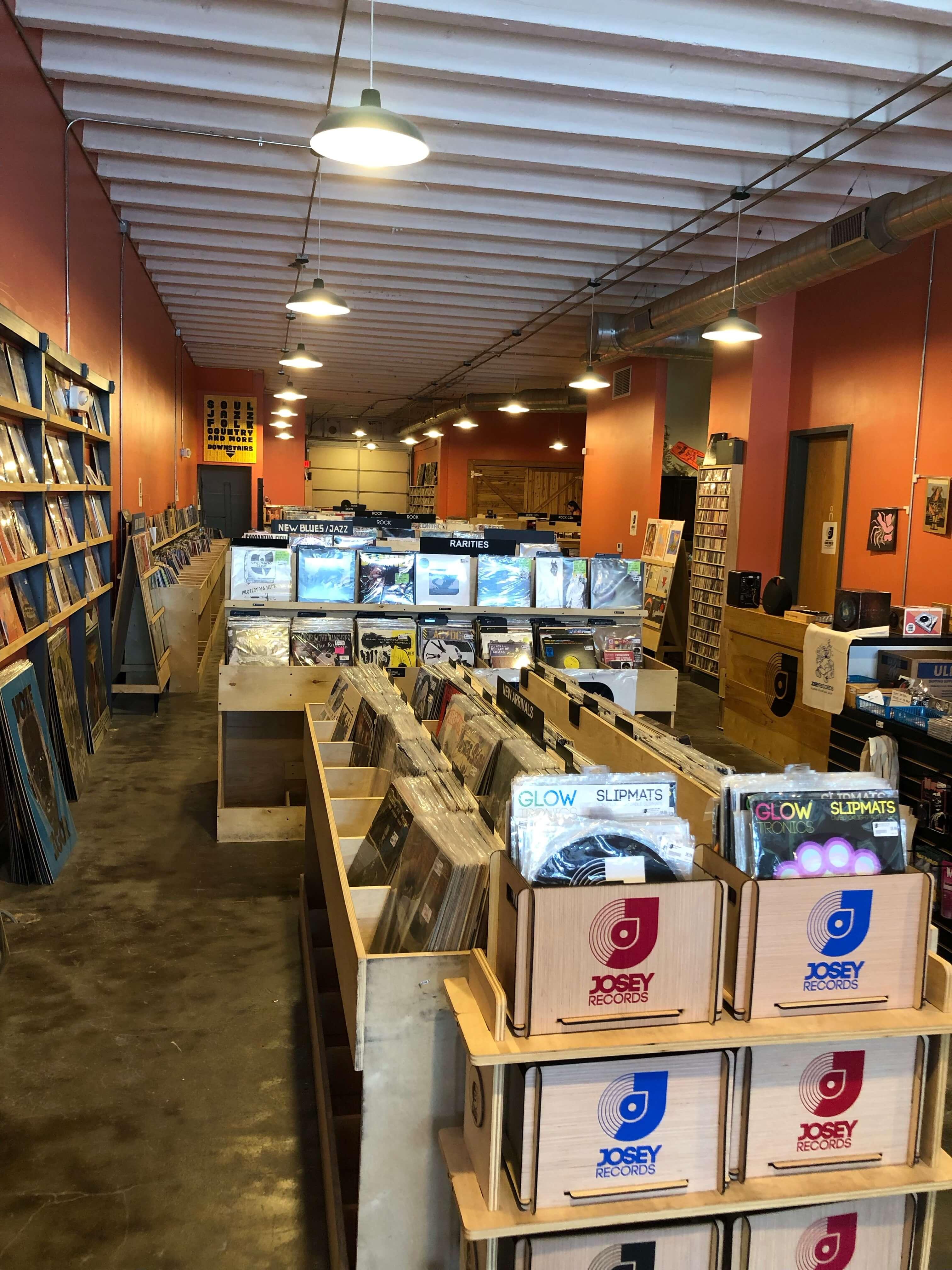 Josey Records Kansas City