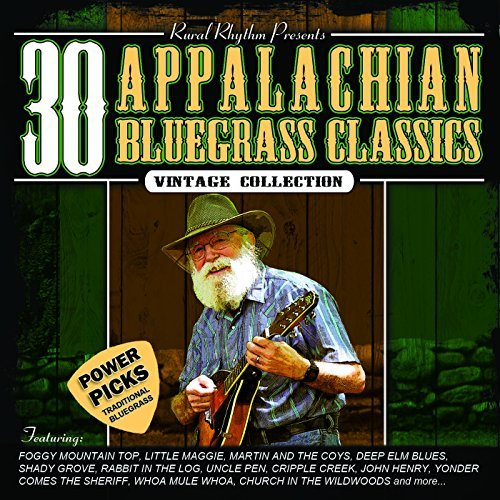 Various Artist 30 Appalachian Bluegrass Class