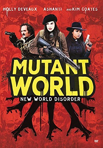 Mutant World Mutant World DVD Mod This Item Is Made On Demand Could Take 2 3 Weeks For Delivery