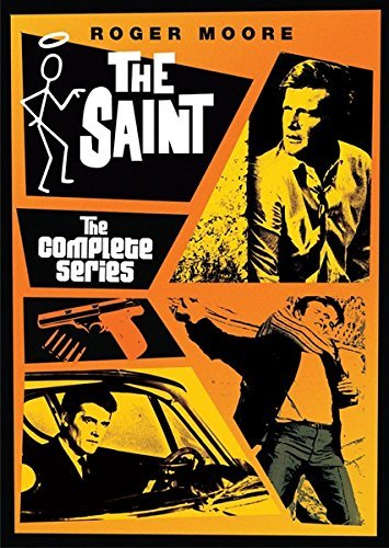 Saint The Complete Series 33 DVD