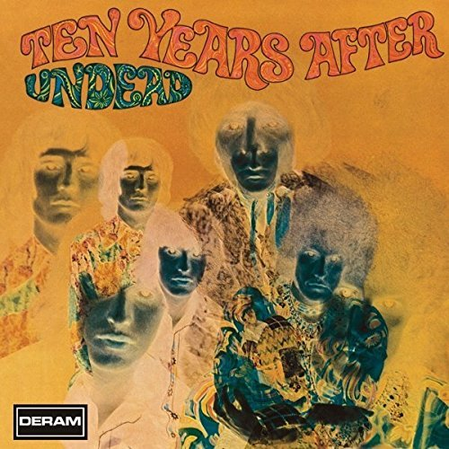 Ten Years After Undead 2 CD