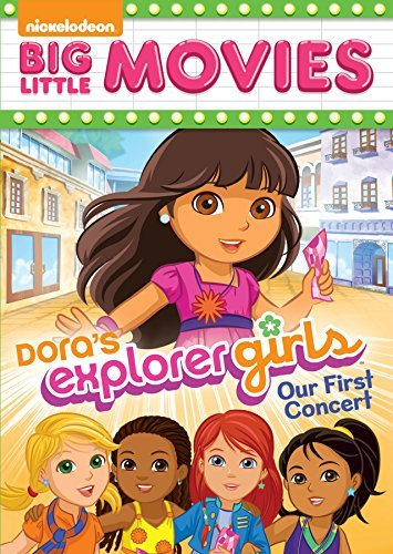 Dora The Explorer Our First Concert DVD