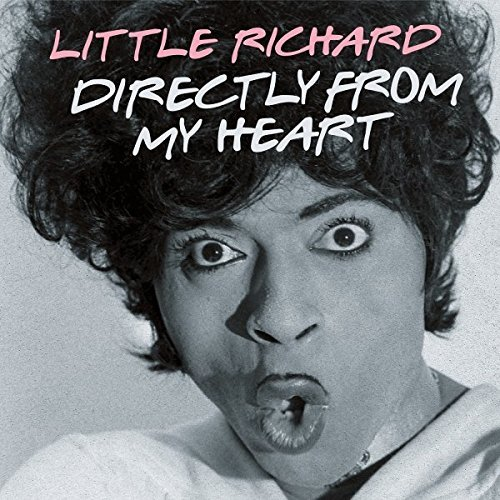 Little Richard Directly From My Heart (best Of The Specialty & Vee Jay Years)