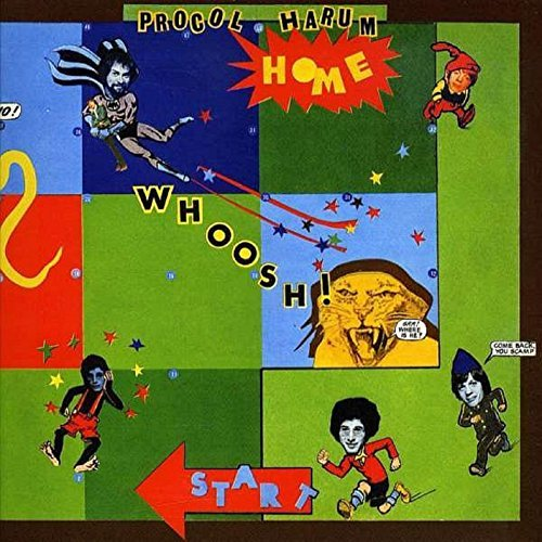 Procol Harum Home 2 CD Remastered