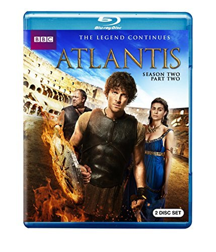 Atlantis Season 2 Part 2 Blu Ray