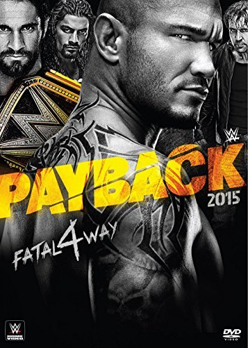 Wwe Payback 2015 DVD