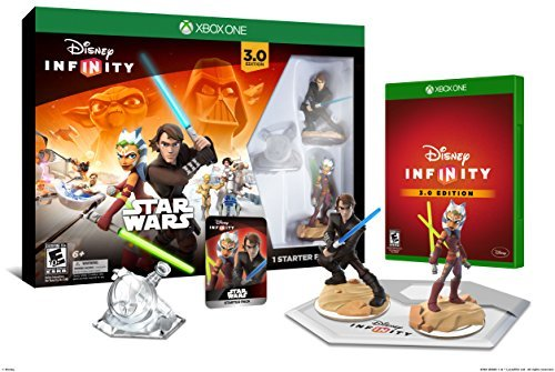 Xbox One Disney Infinity 3.0 Starter Pack