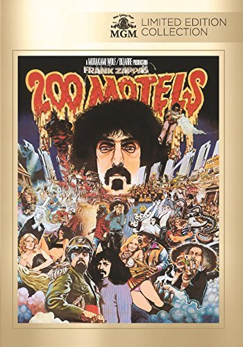Frank Zappa 200 Motels DVD Mod This Item Is Made On Demand Could Take 2 3 Weeks For Delivery