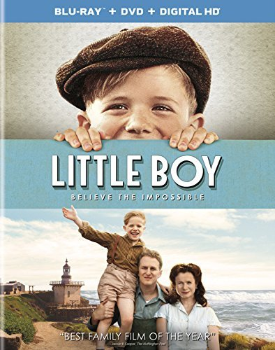 Little Boy Salvati Watson Henrie Rapaport Blu Ray DVD Dc Pg13