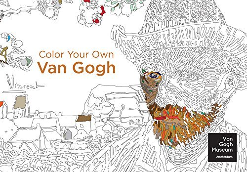 Van Gogh Museum Amsterdam Color Your Own Van Gogh