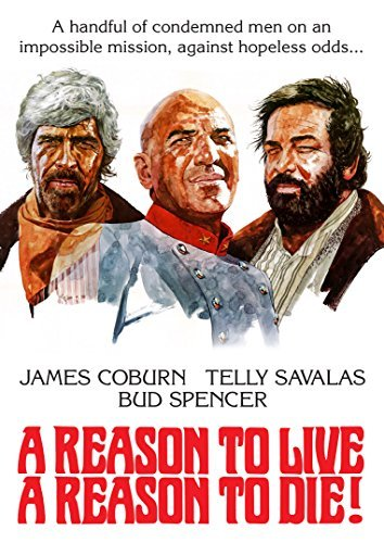 Reason To Live A Reason To Die Coburn Savalas DVD Pg