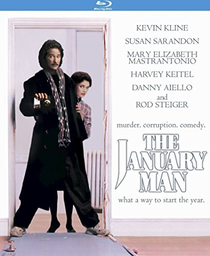 January Man Kline Sarandon Mastrantonio Blu Ray R