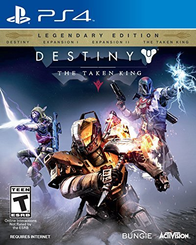 Ps4 Destiny The Taken King***online Only*** Destiny The Taken King