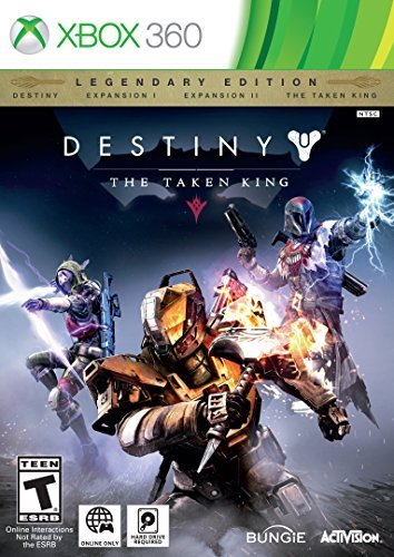 Xbox 360 Destiny The Taken King Destiny The Taken King
