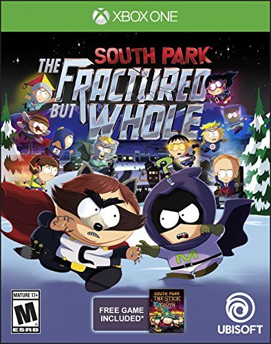 Xbox One South Park The Fractured But Whole South Park The Fractured But Whole