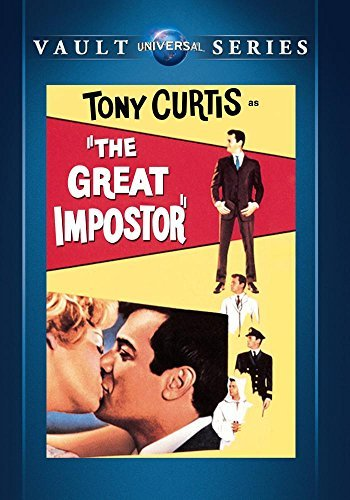 Great Impostor Curtis Malden DVD Mod This Item Is Made On Demand Could Take 2 3 Weeks For Delivery