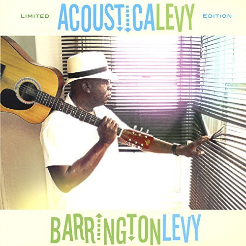 Barrington Levy Acousticalevy