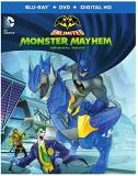 Batman Unlimited Monster Mayhem Blu Ray Monster Mayhem