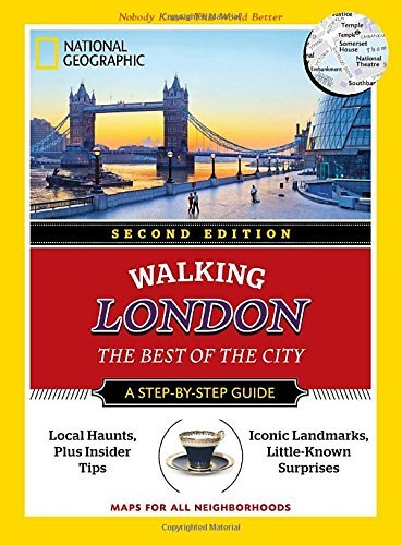 Sara Calian National Geographic Walking London The Best Of The City 0002 Edition;