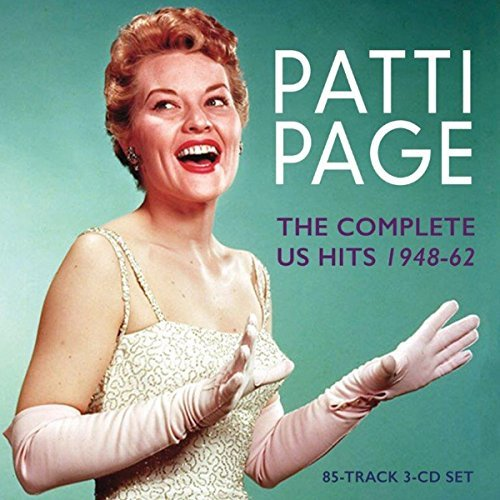 Patti Page Complete Us Hits 1948 62 Complete Us Hits 1948 62