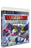 Ps3 Transformers Devastation Transformers Devastation