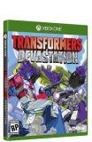 Xbox One Transformers Devastation