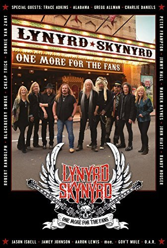Lynyrd Skynyrd One More For The Fans Import Gbr 2 DVD