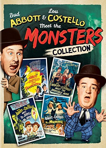 Abbott & Costello Meet The Monsters Collection DVD Nr
