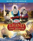 Thomas & Friends Sodor's Legend Of The Lost Treasure Blu Ray Nr