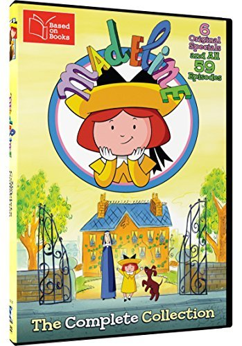 Madeline The Complete Collection DVD