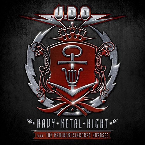 U.D.O. Navy Metal Night