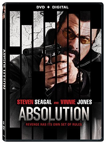 Absolution Seagal Mann Dell DVD R