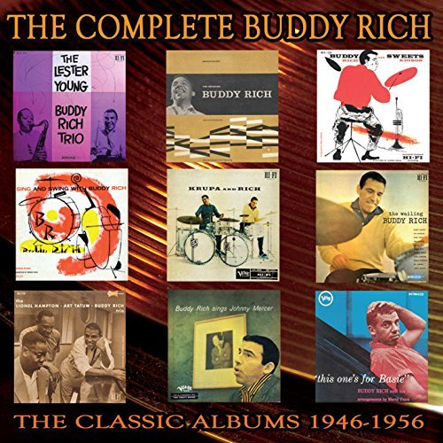Buddy Rich Complete Buddy Rich 1946 1956