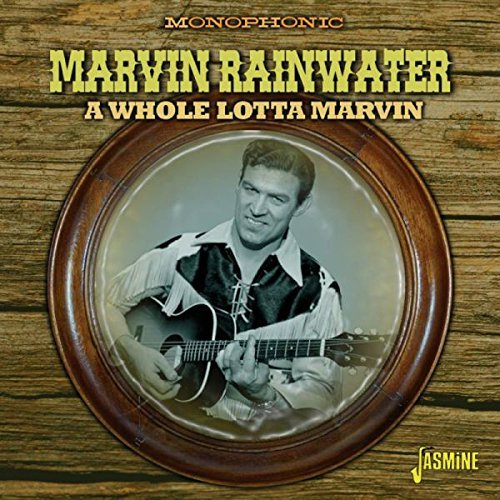 Marvin Rainwater Whole Lotta Marvin Import Gbr