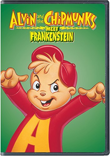 Alvin & The Chipmunks Meet Frankenstein Meet Frankenstein