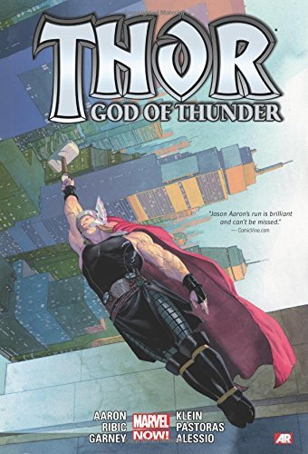 Jason Aaron Thor God Of Thunder Volume 2