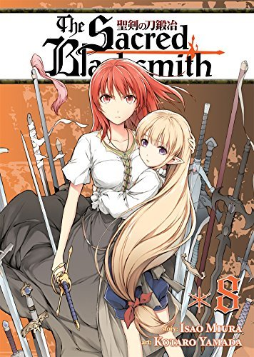 Isao Miura The Sacred Blacksmith Volume 8
