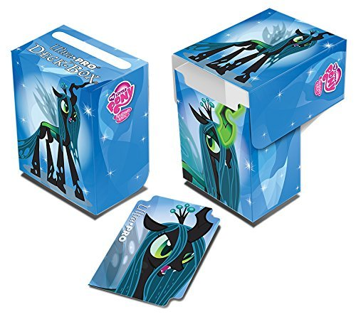 Deck Box Mlp Queen Chrysalis